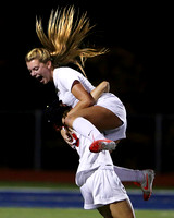 Northern Highlands vs Immaculate Heart Academy --  2014 Bergen County Girls Soccer Final --
