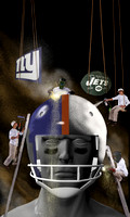 Reconstructing the Giants and Jets