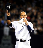 Baltimore Orioles vs New York Yankees --  Derek Jeter plays his last game at Yankee Stadium --