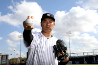 Yankees Spring Training 2018 --  Photo Day