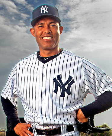Mariano Rivera of the New York Yankess. Tampa, Florida